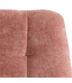 Set de 4 Chaises Manta P38 Rose Nuageux