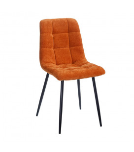 Chaise Manta P38 Orange Brush