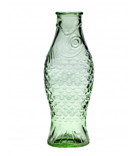 "Serax Carafe Poisson ""Fish"" Vert transparent 1 Litre"