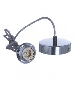 Câble pour Suspension Métal Chromé H.100cm