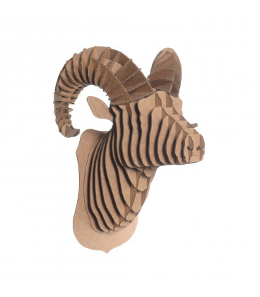 Bouquetin Rocky The Ram Large Brown