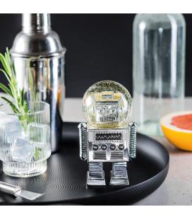 The Robot Summerglobe Silver