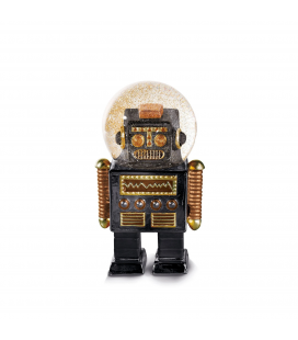 The Robot Summerglobe Black