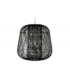 Suspension Moza XXL Bambou Noir 100/100cm