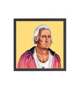 Tableau George Washington par Amit Shimoni