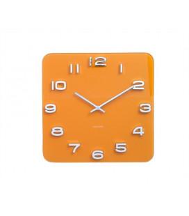Horloge Karlsson Vintage Safran