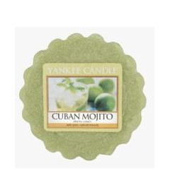 Mojito Cubain Tartelette De Cire