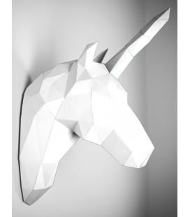 Licorne Blanche DIY - Colle Offerte