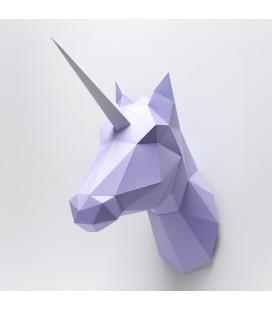Licorne Violet DIY