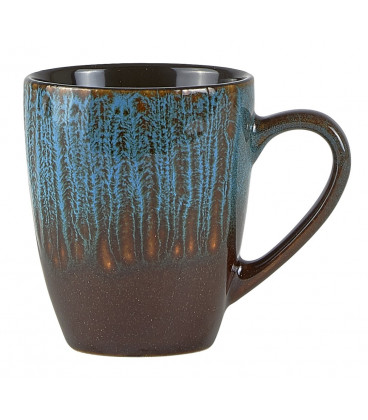 Mug BlueBrown