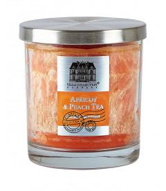 Bougie Parfumée Thé à l'Abricot et à la Pêche