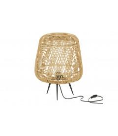 Lampe Moza Bambou Naturel