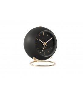 Horloge Globe Noir Karlsson H.10,5cm