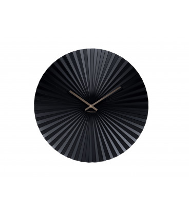 Horloge Karlsson Sensu Black 40cm