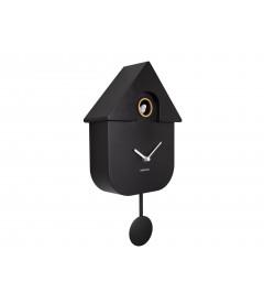 Horloge Murale Coucou Karlsson Noir
