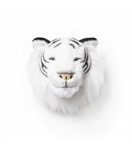 Trophée Peluche Tigre Blanc Albert Wild & Soft