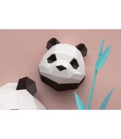 Panda Bébé Brun DIY