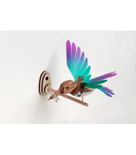 Kit Perche Oiseaux DIY