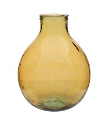 Vase Dame Jeanne Garofa Jaune 46cm
