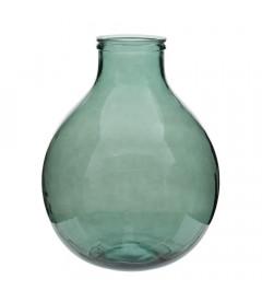 Vase Dame Jeanne Garofa Vert Bleu 46cm
