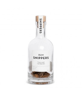 Bouteille Snippers Rhum 350ml