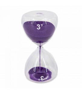Serax Sablier Sable Violet 3 Minutes