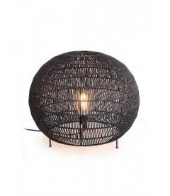 Lampe de Sol XL Machinto Noir
