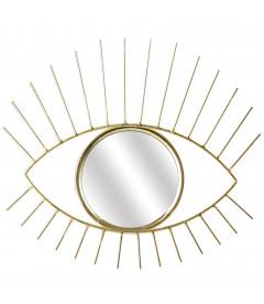 Miroir Oeil L38 x H35 cm