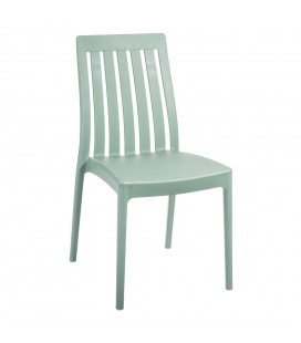 Chaise Empilable Vert