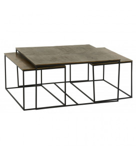 Tables Basses Ibiza Set/3 Athezza