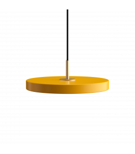 Suspension Asteria Mini Jaune Safran 31cm Umage