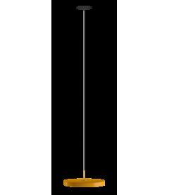 Suspension Asteria Jaune Safran 43cm Umage