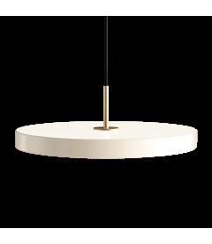 Suspension Asteria Blanc Perle 43cm Umage