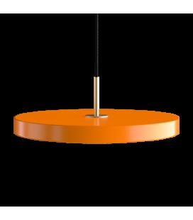 Suspension Asteria Orange 43cm Umage
