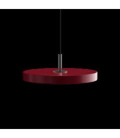 Suspension Asteria Mini Rouge Rubis 31cm Umage