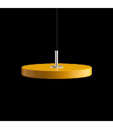 Suspension Asteria Mini Jaune Safran 31cm Umage