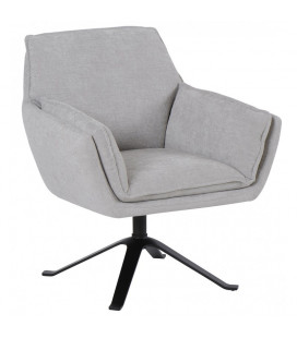 Fauteuil Coventry Chiné Sable Athezza