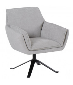 Fauteuil Coventry Chiné Sable