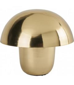 Lampe Champignon Doré 40 cm