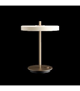 Lampe Table Asteria Perle Blanc