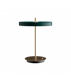 Lampe Table Asteria Vert Forêt