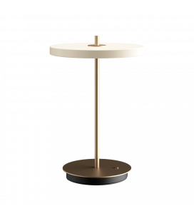 Lampe Move Asteria Blanc Perle
