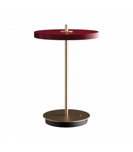 Lampe Move Asteria Rouge Rubis