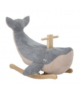 Rocking Chair Kid Choupi Doudou Imitation Fourrure