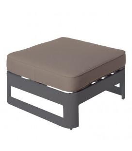 Table Pouf Aisha Noir