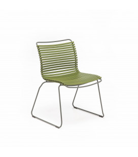 Chaise Click Vert Olive