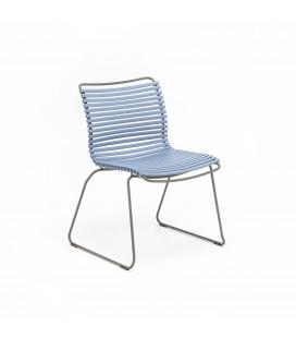 Chaise Click Bleu Clair
