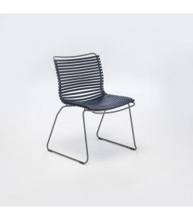 Chaise Click Bleu Foncé
