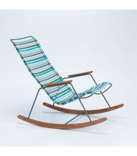 Rocking Chair Click Outdoor Forêt