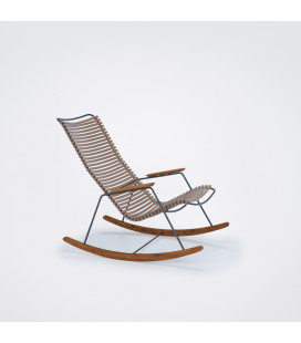 Rocking Chair Click Outdoor Sable